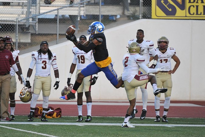 No 25 Rams Welcome Texas AM Kingsville For Homecoming