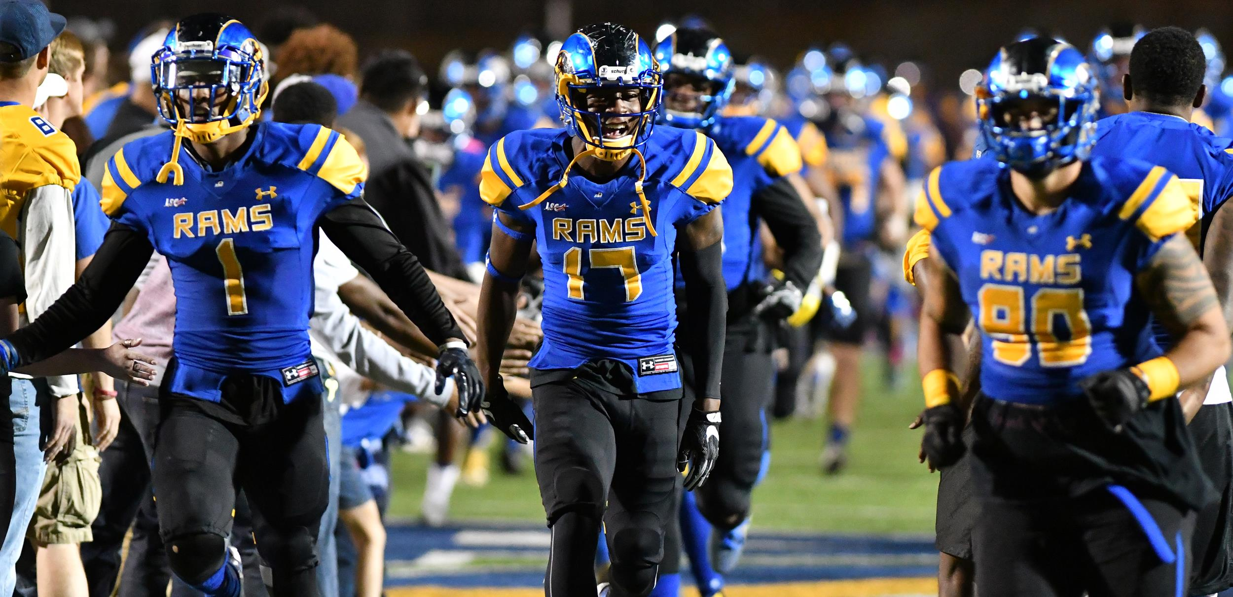 Rams Hit Road For Western New Mexico Angelo State University Athletics