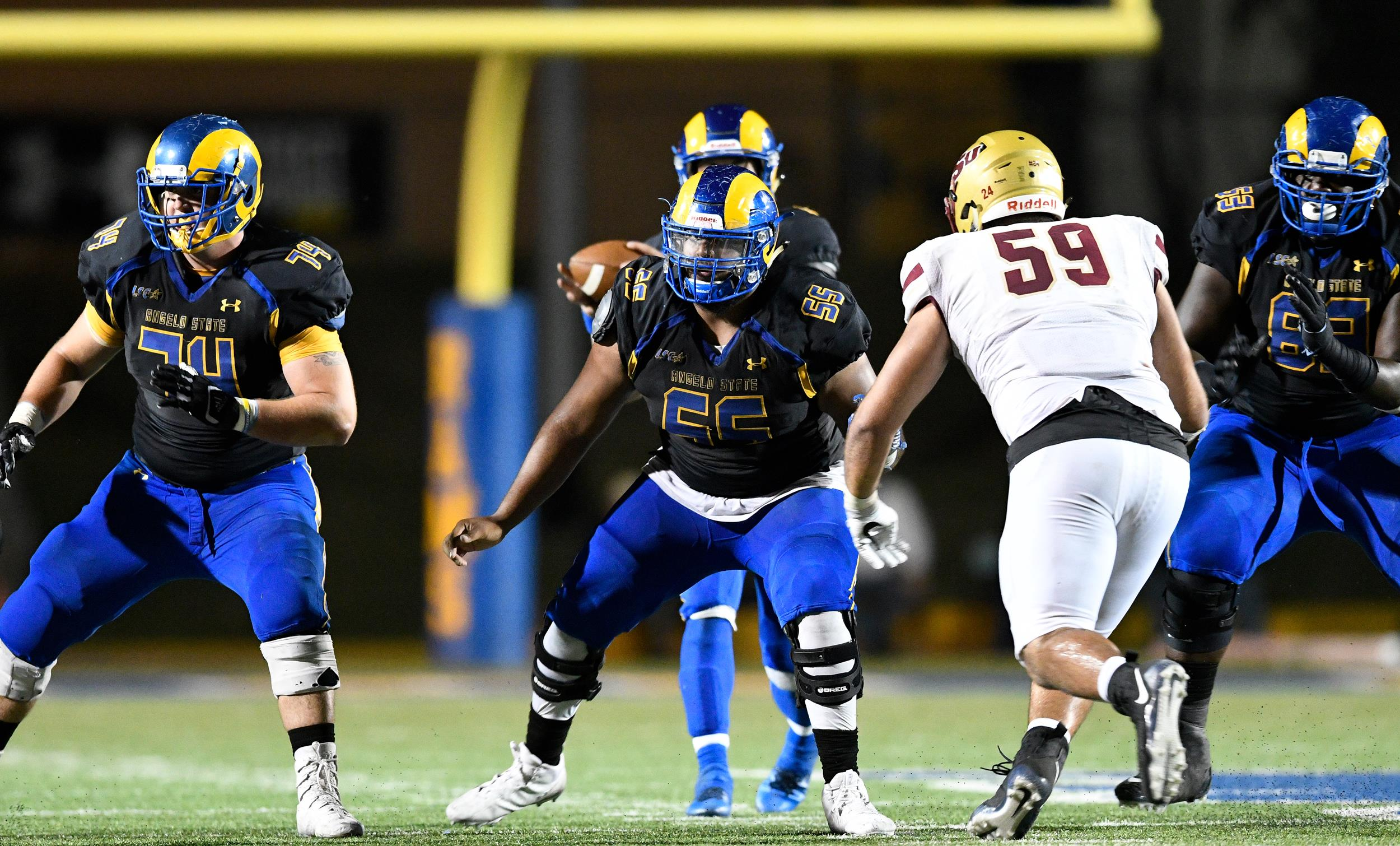Rams Host Western New Mexico For Homecoming Angelo State